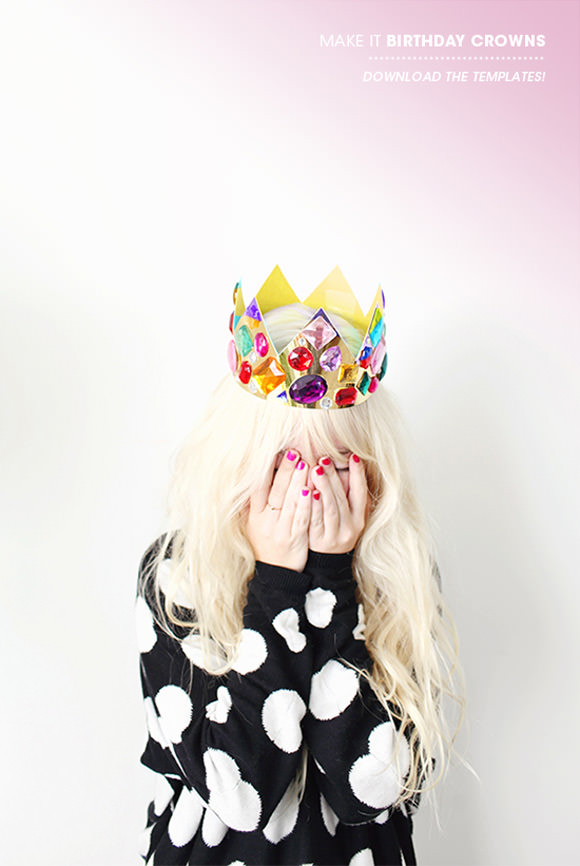 DIY Jewel Crown