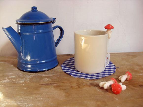 DIY Tea Bag Holders