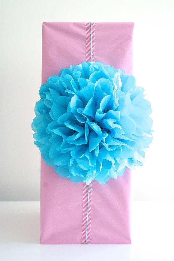 2 diy gift wrap