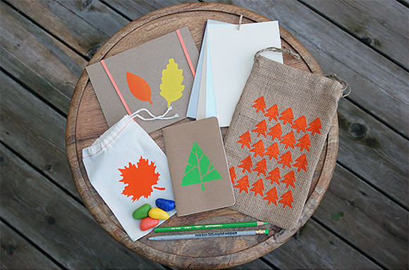 Family Craft Challenge Finalist: Nature Art Kit (vote for your favorite project!)