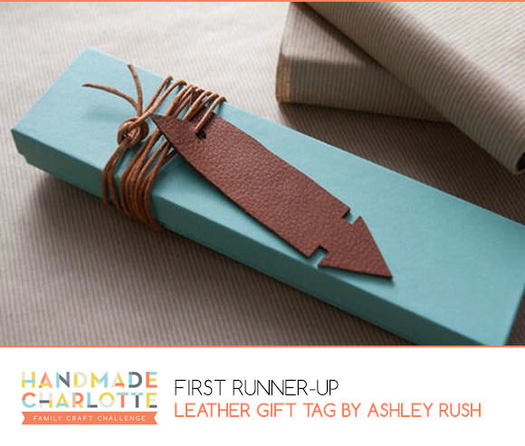 Handmade Charlotte Family Craft Challenge First Runner-Up: Ashley Rush