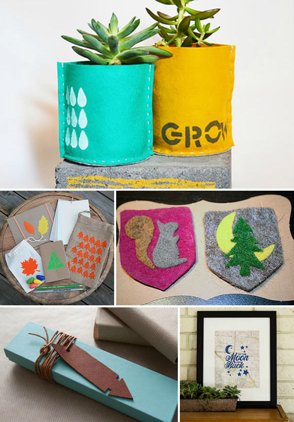 Handmade Charlotte Family Craft Challenge Finalists (vote for your favorite project!)