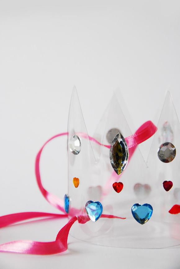 DIY Bejeweled Crown