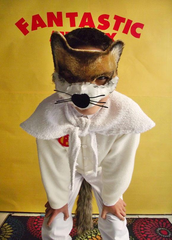 DIY Fantastic Mr. Fox Costume ⋆ Handmade Charlotte