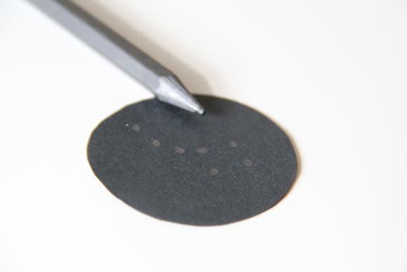 DIY Constellation Flashlight Discs