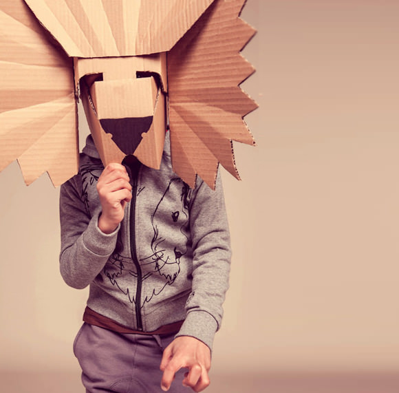 Diy Cardboard Masks