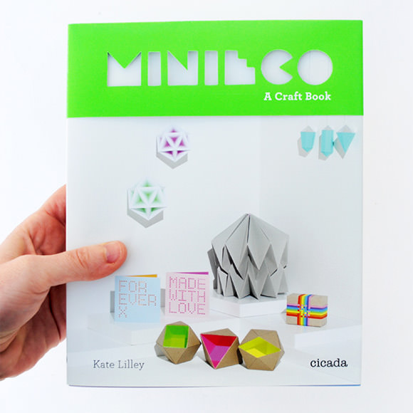 Essential Reading: MiniEco: A Mixtape of Craft Projects