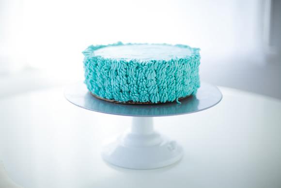 DIY Mutant Bunny Cake