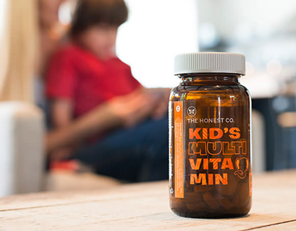 Kids' Multi-Vitamin rom The Honest Company