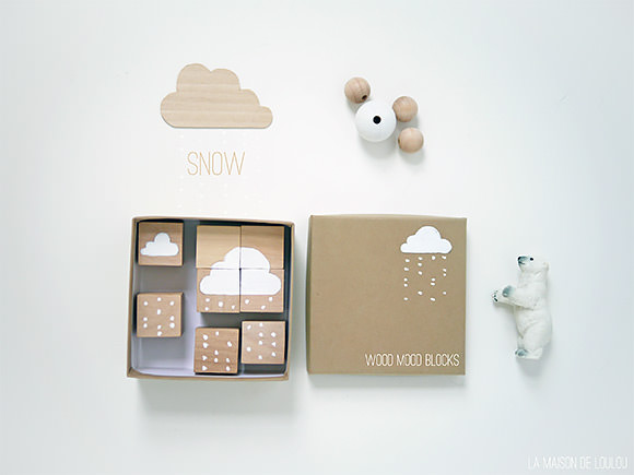 DIY Wood Mood Blocks