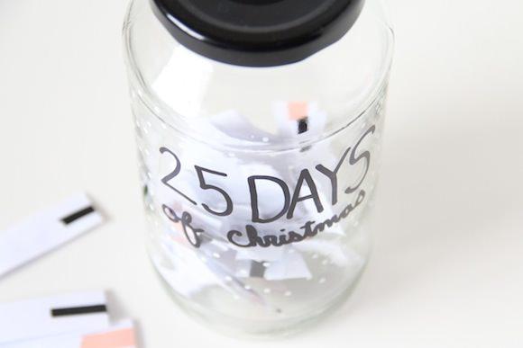 Quick & Easy DIY Advent Calendar