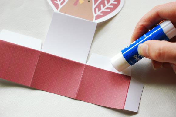 DIY Turkey Time Printable Kit