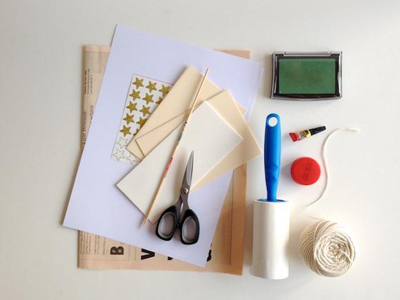 DIY Roller Printing Tutorial