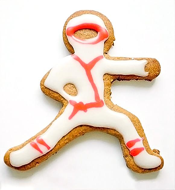 DIY Gluten-Free Ninjabread Cookies