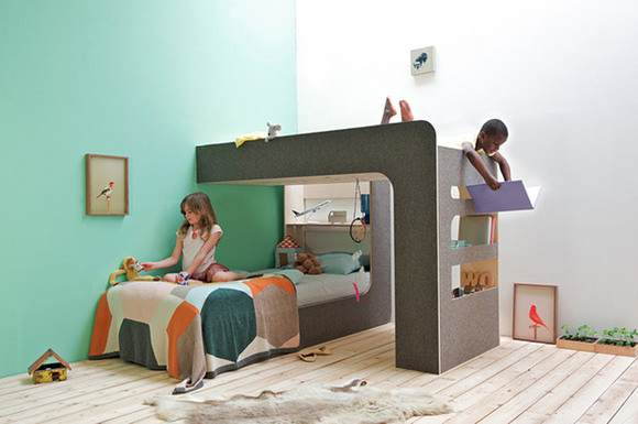 8 Inspiring Shared Bedrooms For Kids Handmade Charlotte