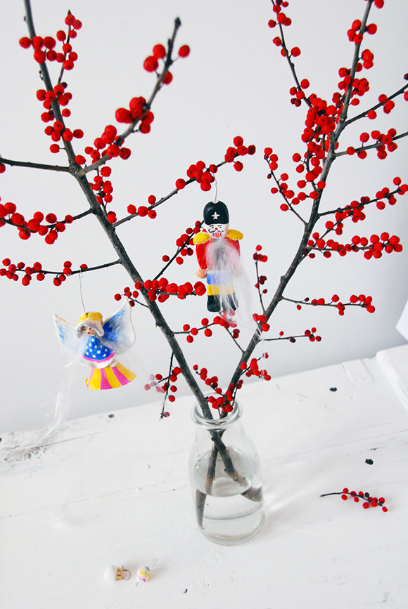 DIY Clay Nutcracker Ornament
