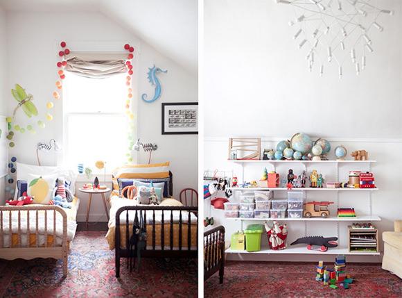 8 Inspiring Shared Bedrooms For Kids Handmade Charlotte