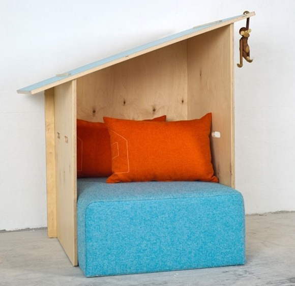 Kenkeli Plywood House