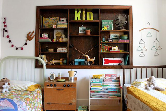 Shared Kids' Room In Colorado