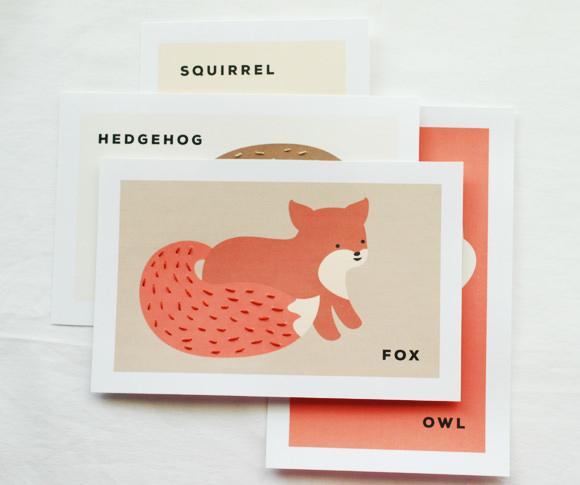 Printable Animal Sewing Cards For Kids ⋆ Handmade Charlotte