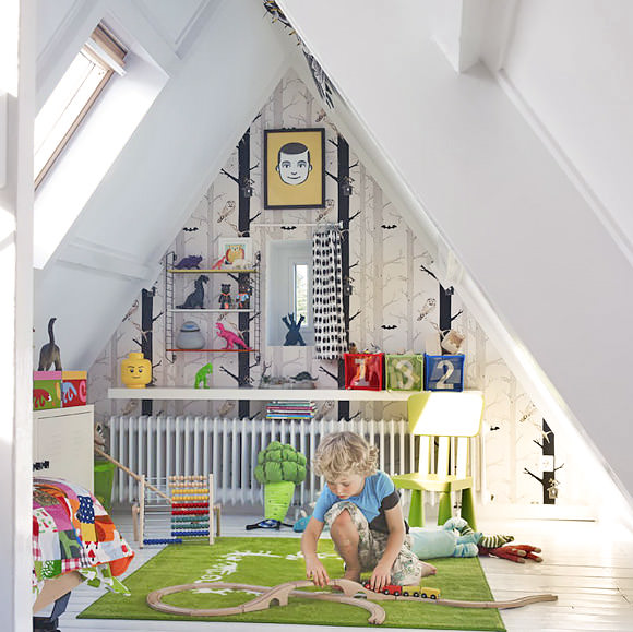 Attic Bedroom Ideas Kids Bedroom Curtains At Walmart Ceiling Colour Combination Bedroom Bedroom Colour White