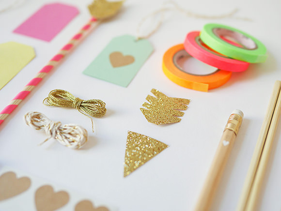 DIY Love Arrow Kit