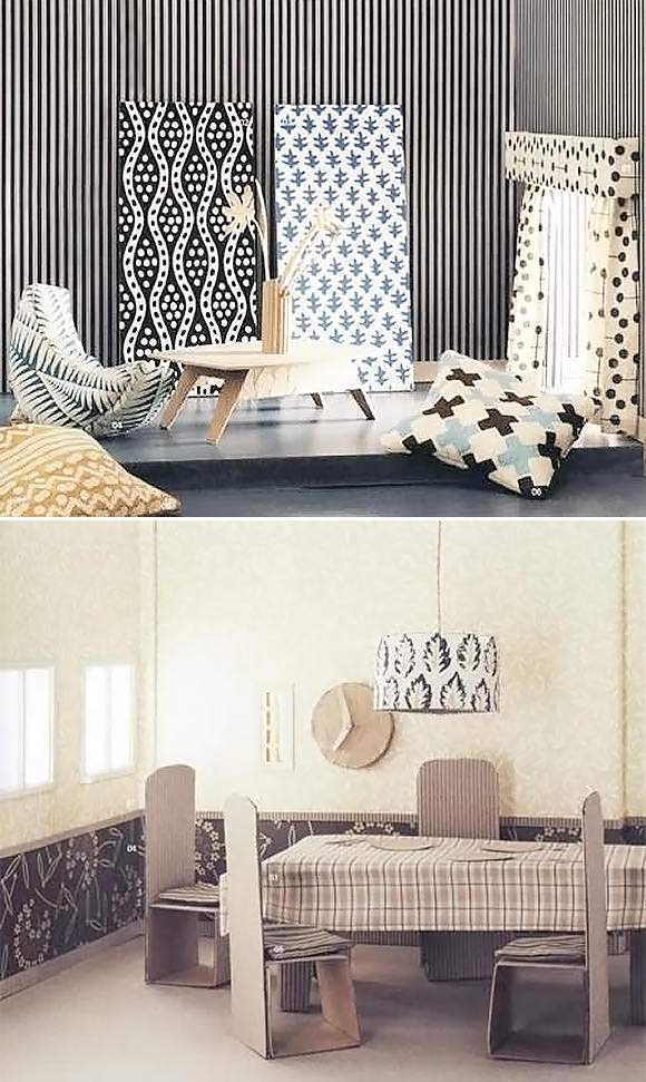 how to make doll furniture. modern diy cardboard dollhouse furniture how to make doll