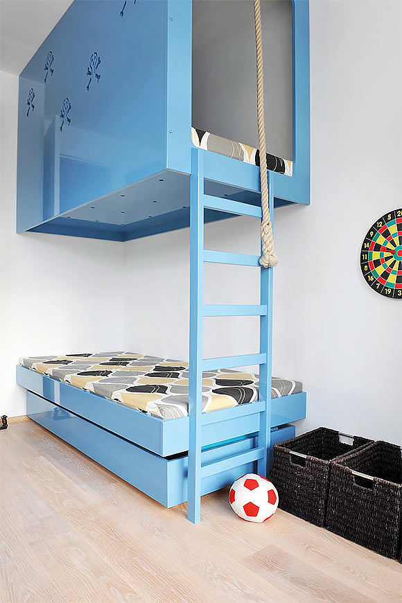 Space Bunk Beds 8 amazing hideaway spaces for kids | handmade charlotte