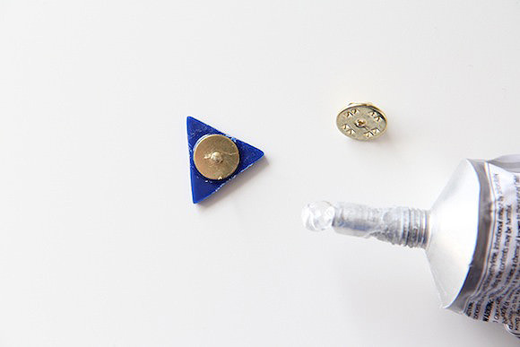 DIY Tie Tac For Kids