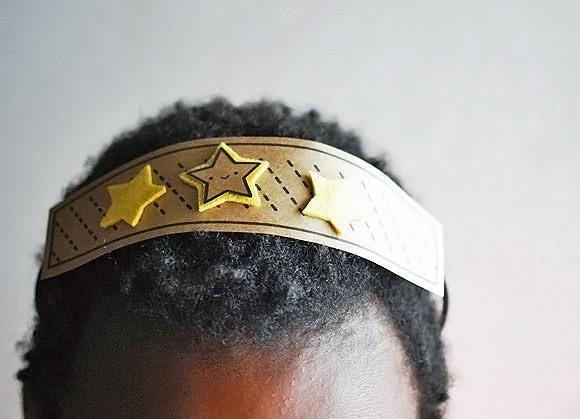 Printable Mix & Match Headbands