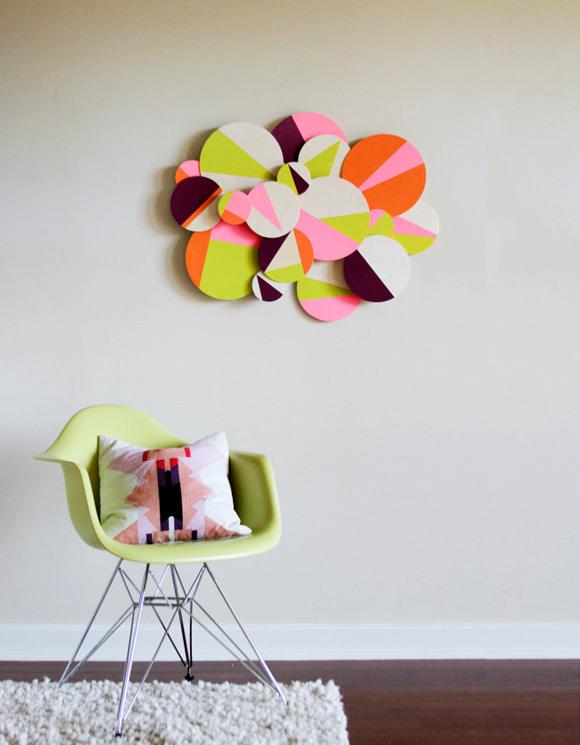 8 Simple Diy Wall Hangings Handmade Charlotte