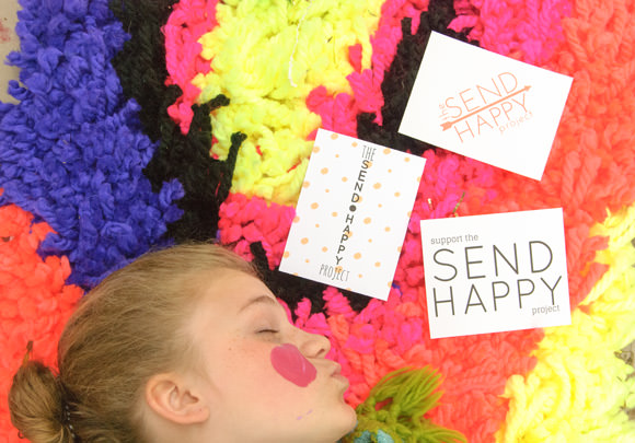 The Send Happy Project ⋆ Handmade Charlotte