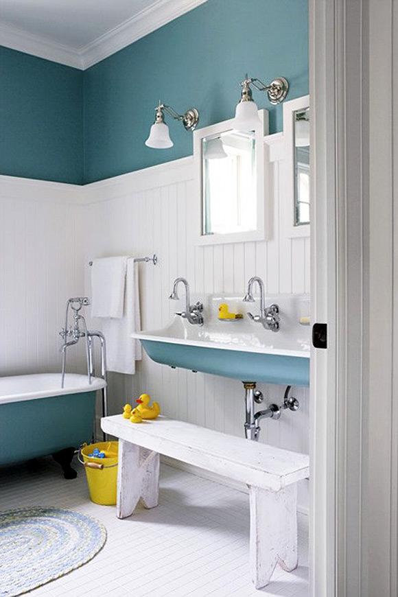 5 ideas for kids' bathrooms | handmade charlotte