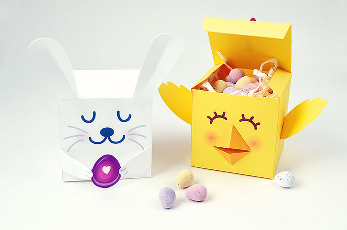 Printable Easter Crafts Handmade Charlotte