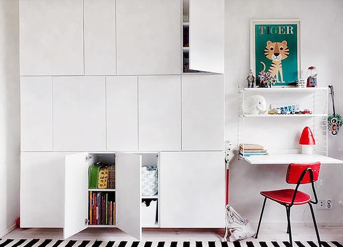 Modern Wall Shelves For Kids ⋆ Handmade Charlotte