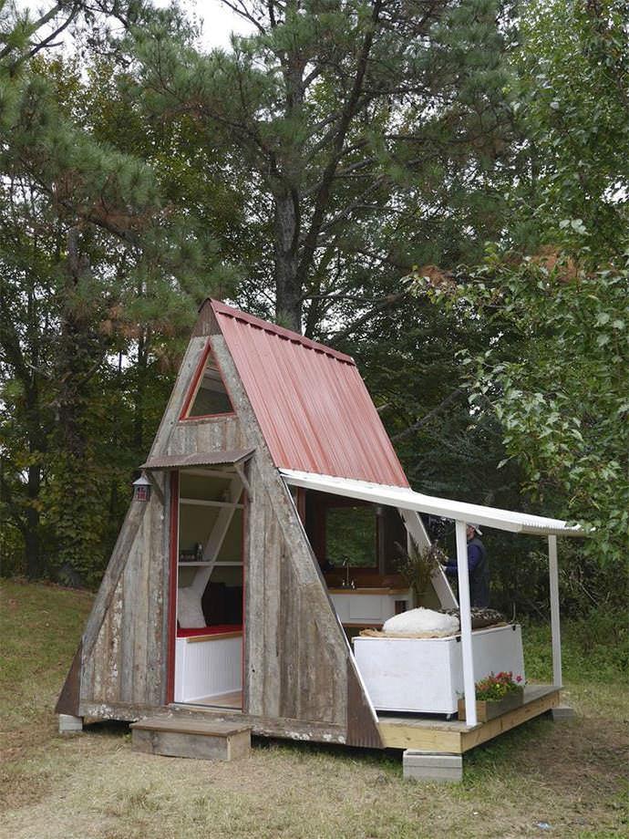 Diy guest house