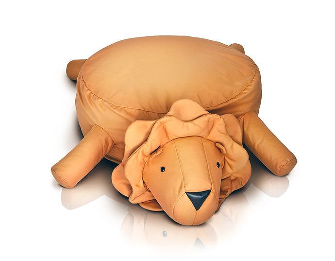 Giant Lion Bean Bag Chair by TANTOOO®
