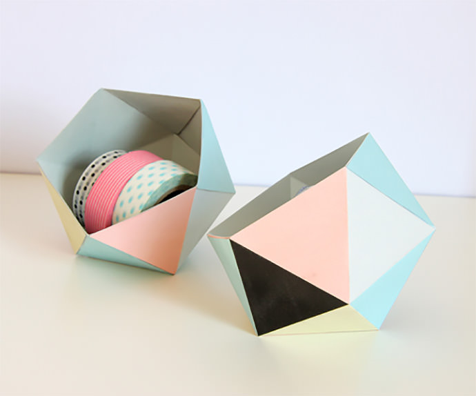 DIY Geo Ball via Zu
