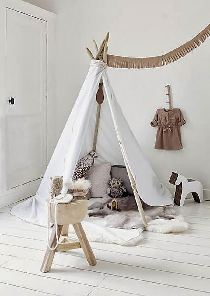 Beroemd Tipis and Tents ⋆ Handmade Charlotte SP62