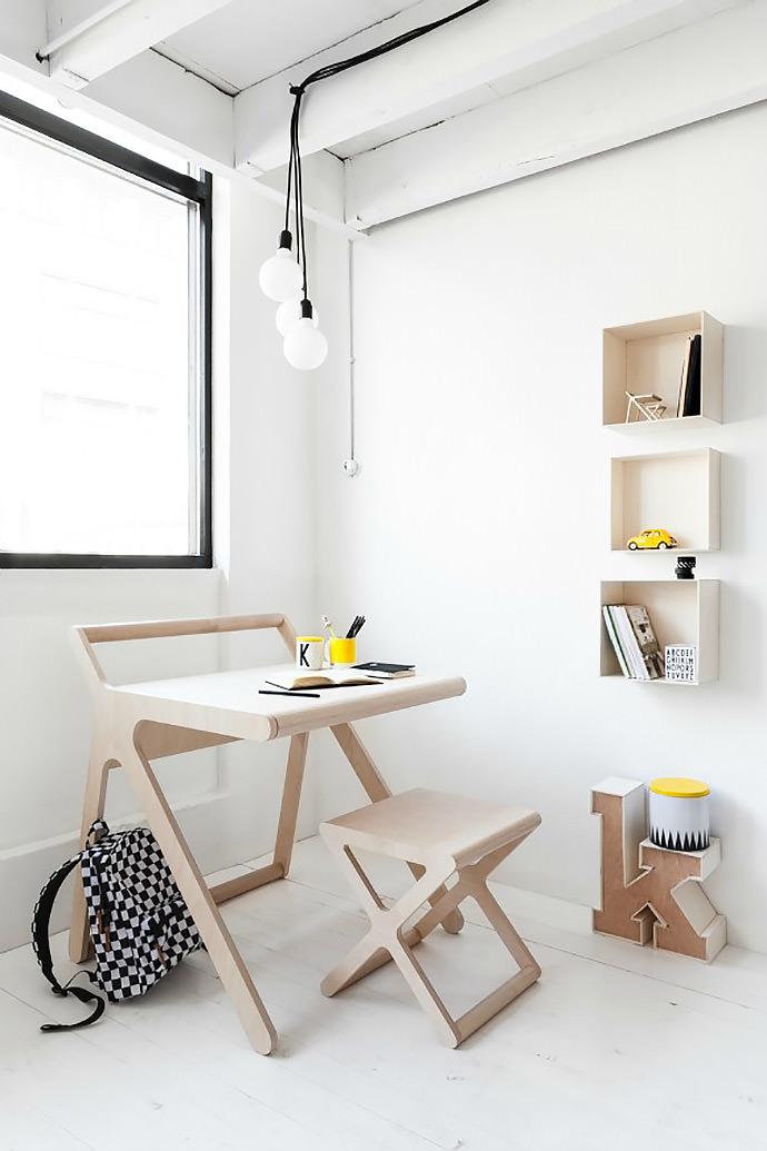 K Desk for Kids (available from Rafa Kids)