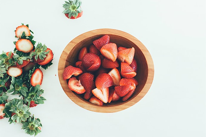 DIY Strawberries and Cream Recipe