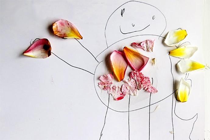 DIY Flower Fairies (via Childhood 101)