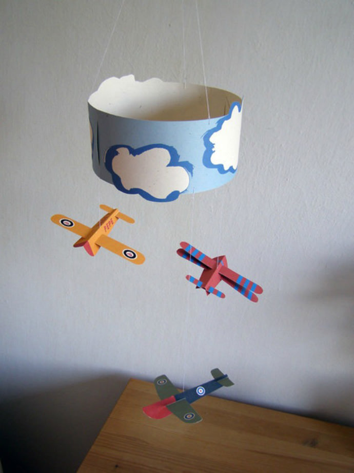 DIY Paper Mobile Kits via PEPE