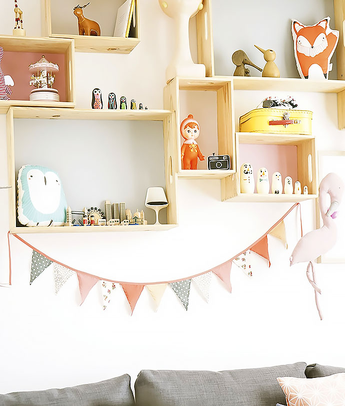 DIY Floating Shelves ⋆ Handmade Charlotte