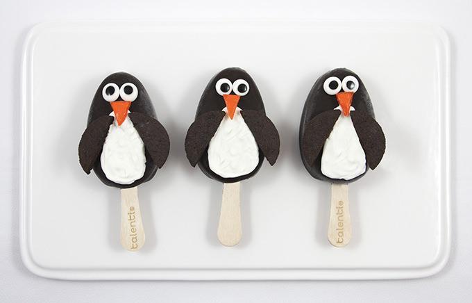 Penguin Ice Cream Bars