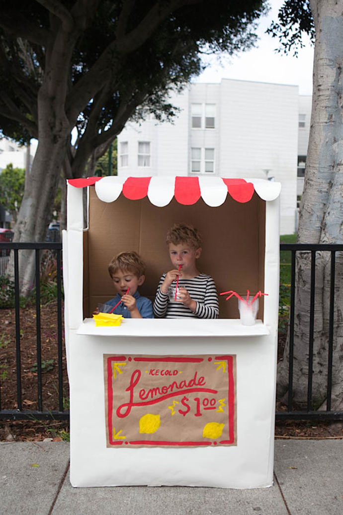 Lemonade Stand from Oh Happy Day