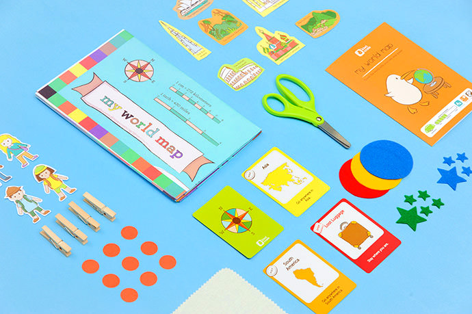 The Ultimate Monthly Craft Kit For Kids Handmade Charlotte