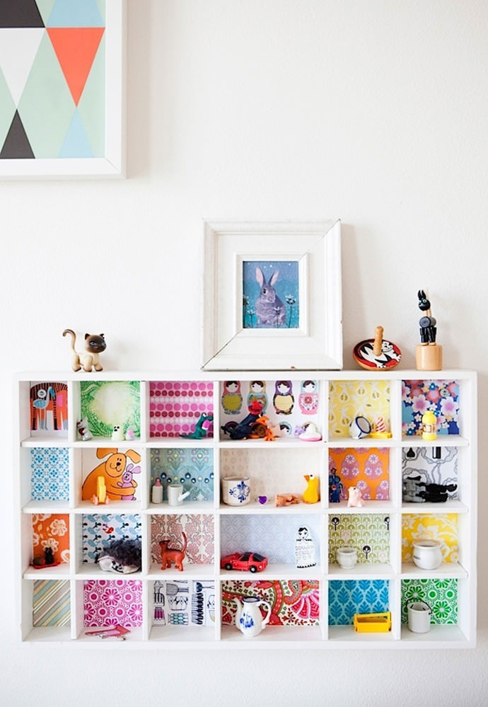 Marvelous Fun DIY Storage For Kids Via Lovechicliving Co Uk