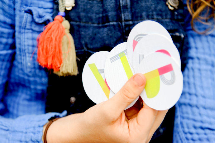 Turn car time into awesome time with this super fun DIY travel game!