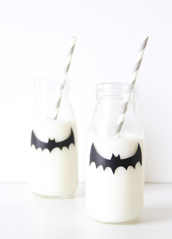 DIY Halloween Party Cups